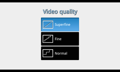 Video quality