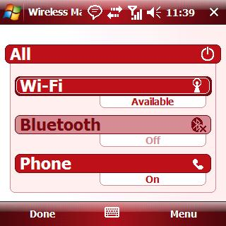 Enable Wi-Fi