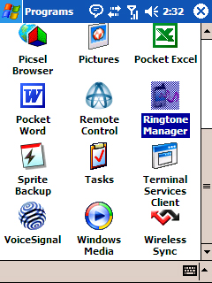 Ringtone Manager icon