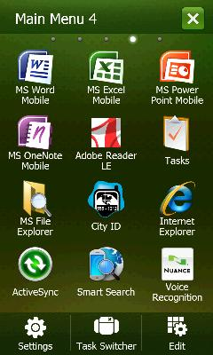 Oprime MS File Explorer