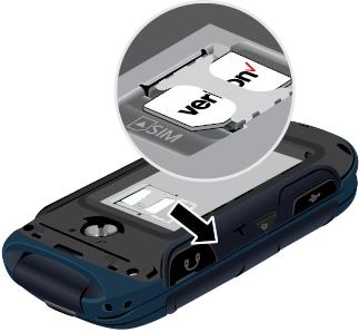 Quitar la tarjeta SIM