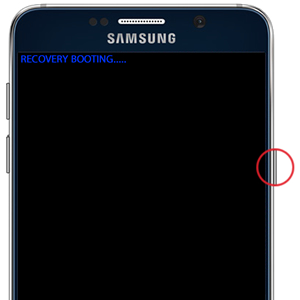 Galaxy S7 Stuck In Recovery Booting