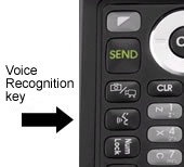 Voice Dialing Key