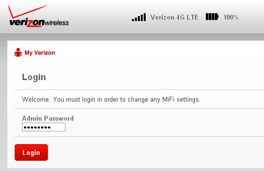 Verizon wireless my business account loginurl