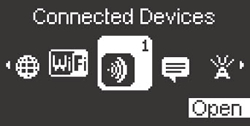 Connected Devices with Open