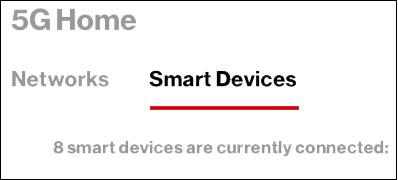 Smart device tab
