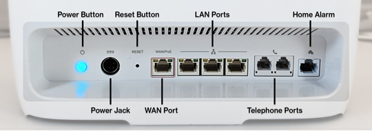verizon router ethernet wall jack wiring how to set up a wired connection to your verizon 5g home router 1b  wired connection to your verizon 5g