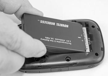 Verizon Jetpack Mifi 7730l Insert Battery Verizon Wireless