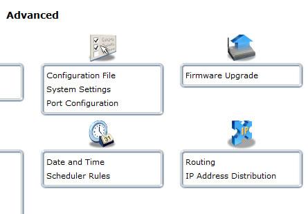 Archivo de configuración