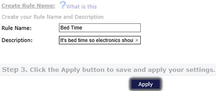 Haz clic en Apply