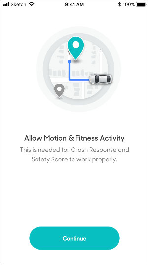 Allow motion