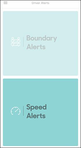 Tap Speed Alerts