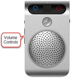 Hum volume controls