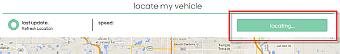 Locate vehicle button