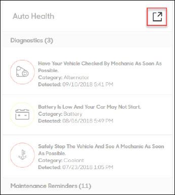 Expand auto health