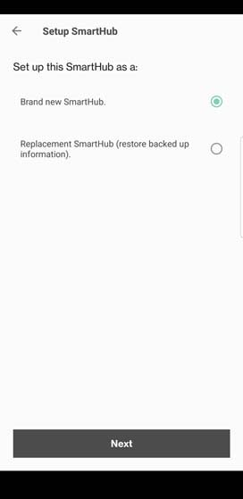 Verizon Home settings Setup SmartHub